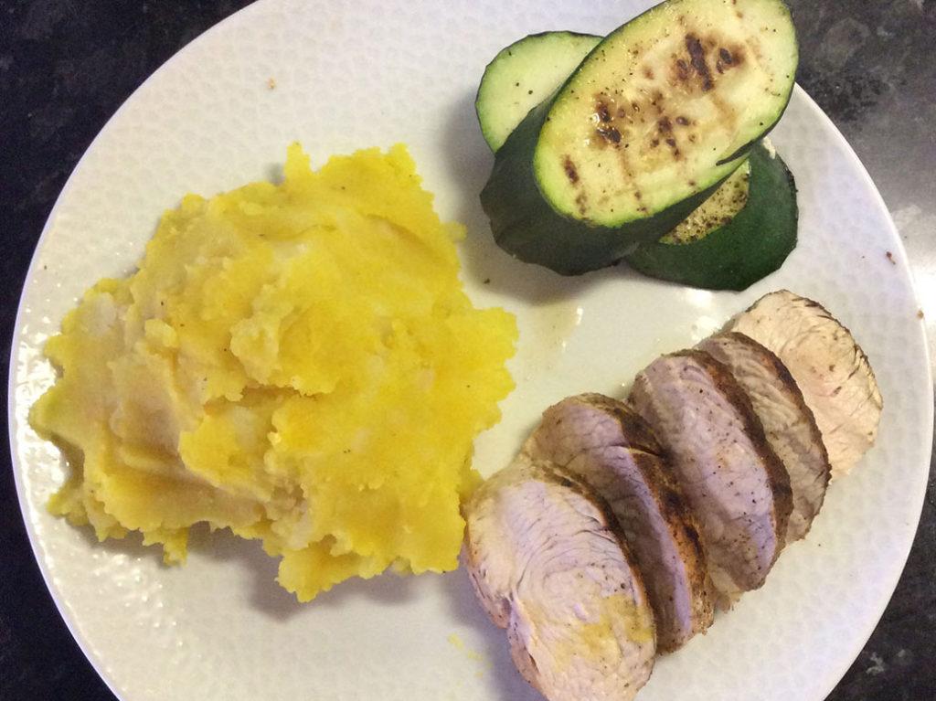 saffron-potato