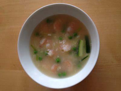 prawn-soup